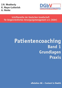 Patientencoaching Band 1